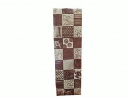 Пакет ламинированный с прямоугольным дном 70/40/230 (шашки)