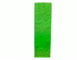 Пакет ламинированный с прямоугольным дном 70/40/230 (маленький зеленый листок)