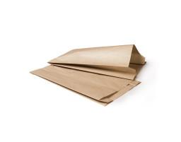 Пакет (41) бумажный  (крафт) плоское дно 170/70/300