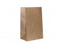 Пакет (B/2) бумажный (крафт) с прямоугольным дном 180/110/300