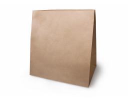 Пакет (E) бумажный (крафт) с прямоугольным дном 320/200/340