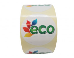 "Наклейка ""ECO"""